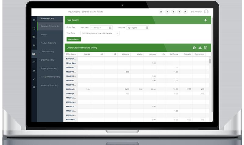 Source Logistics Technology Screen
