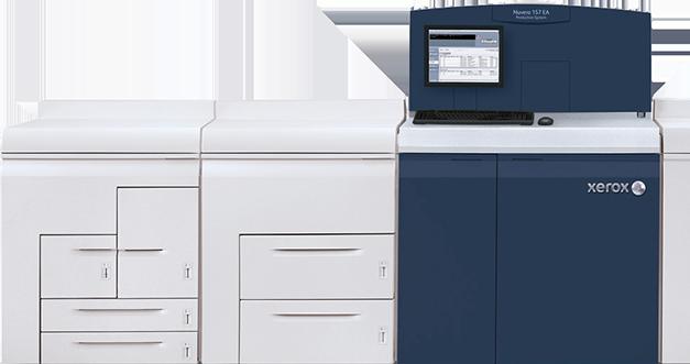 Printing Equipment Xerox Nuvera